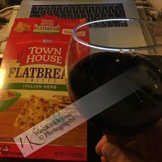 Sometimes #wine is required!  These #harddrives  are #working my #nerves tonight!  #westphd #westkirkley