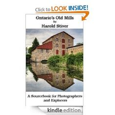 Guide to Ontario Old Mills. Is our mill in here? Ontario, Places To Go, Bucket, Future, Books, Future Tense, Libros, Buckets, Book