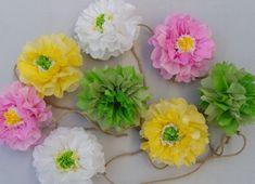 giant tissue paper flowers   Tissue Paper Flowers