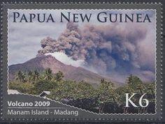 Manam island, Madang