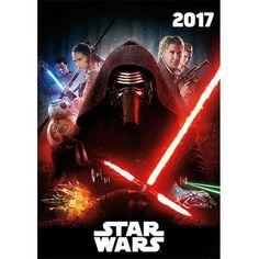 Star Wars Star Wars Episode VII Kalender 2017