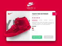 Yezzy2 Red Octorber