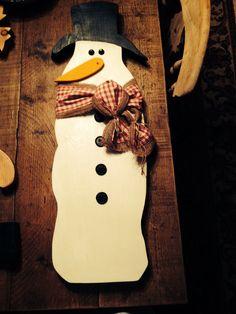 Large snowman £25.00