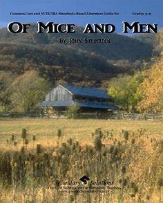 Good Essay Prompts/Topics for Of Mice & Men?