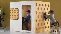 Casitas de juego para niños   La Bioguía