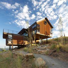Gallery of Sunshine Canyon House / Renée del Gaudio - 1