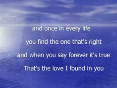 The love I've found in you/ Jim Brickman Romantic Love Song, Beautiful Songs, Love Songs, Love Is Sweet, Love You, My Love, Music Songs, My Music, Christian Wedding Songs