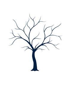 Image from http://i743.photobucket.com/albums/xx73/likemomandapplepie/2014_Tutorials/DIY_FingerPrint_Tree_Guestbook___Fingerprint_Tree_Template_zps21cbb36f.jpg.