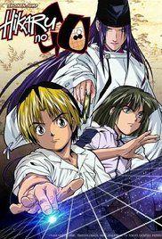 Hikaru No Go Season 3. A shounen style anime based around the Japanese game of 'Go'.