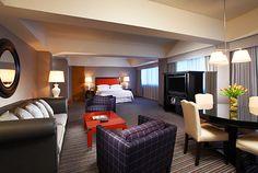 Sheraton Gateway Los Angeles Hotel Executive Suite