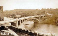 1912 ~ Hunter Street Bridge