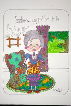 To be free by DoodleManiaArts on Etsy,