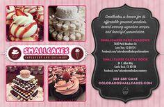 Smallcakes – Colorado Wedding & Special Event Cupcakes & Desserts