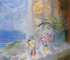 Winifred Nicholson St Ives artist