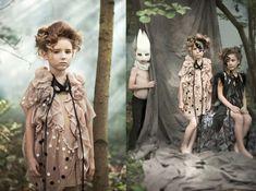 Babiekins Magazine  Fashionkins// Forest Whispers Photographer – Anastasiya Serdyukova (www.vesnugka.ru) Kids fashion designer – Anastasia Kurbatova (http://anastasiakurbatova.com/) Fashion Stylist – Gera Skandal (https://www.facebook.com/geraskandal) Models – Alisa Iste, Mariya Kole, Alisa Efimenko, Gera Skandal Location – Moscow 2014