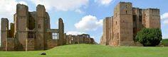 Kenilworth Castle - England aka Harrenhal