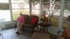 A Grandma Went Viral For Her Hilariously Posed Real Estate Pictures