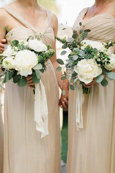 Photography: Jana Williams Photography | Bridesmaids Dresses: Amsale | Floral Design: Krista Jon for Archive