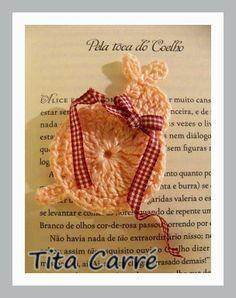 Tita Carré - Agulha e Tricot : Na toca do Coelho da Páscoa em Crochet