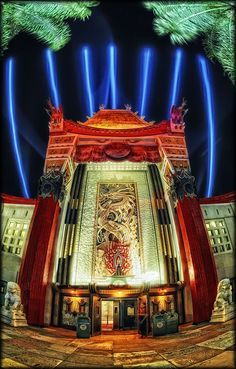 Chinese Theatre, Hollywood Studios