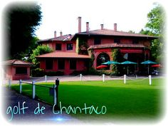 Club house golf de chantaco