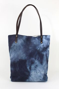 Totally obsessed.  handmade and hand dyed.