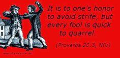 Quick quarrelers are querulous, without question. #bibleblogs #aprilatoz #bibleverses #atozchallenge #blogboost