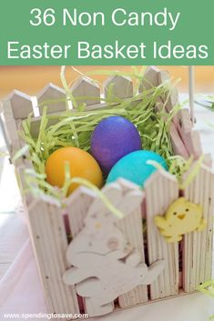 These creative easter basket ideas will make you the hero for boys these creative easter basket ideas will make you the hero for boys and girls even your teenagers and young adults will be pleasantly surprised at negle Gallery