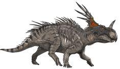 Styracosaurus by Fafnirx.deviantart.com on @DeviantArt