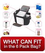 6 Pack Bag I WANT ONE!! AHHHH!!!!