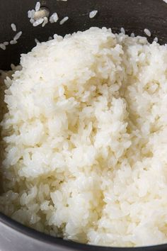 How to make sushi rice, step-by-step with photos. Learn the secrets to making perfect sushi rice from my Japanese kitchen.