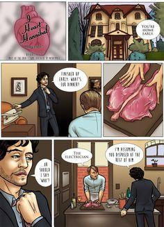 i heart hannibal: reverie - 1/10? by verilyvexed.deviantart.com on @deviantART