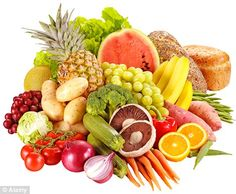 Healthy Diet | healthy diet including lots of fruit and vegetables will help boost ...