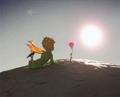 """""""Cuando uno está muy triste son agradables las puestas de sol"""". -El principito Antoine de Saint-Exupéry"""