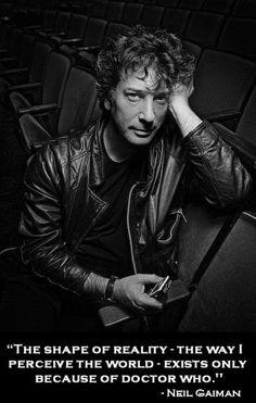 Neil Gaiman & Doctor Who