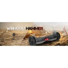 Das ist ein Hammer dieses Hoverboard.