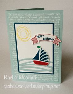 Swirly Bird Stamp set with Swirly Scribbles thinlits, new from Stampin Up rachelwoollard.stampinup.net