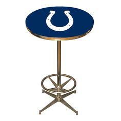 Indianapolis Colts NFL Pub Table