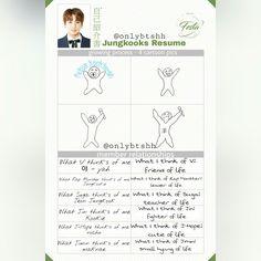[ENG TRANS] Jungkook's Resume (Part: 3/5)~ 2017 BTS FESTA Day 11! Jungkook: I'm good, I'm done~ ❤ #BTS #방탄소년단