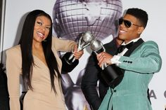 Pin for Later: See How the Cast of Empire Owned the Night at the NAACP Image Awards Pictured: Taraji P. Henson and Bryshere Y. Empire Characters, Loretta Devine, Empire Cast, Nicole Murphy, Empire Season, Taraji P Henson, Jada Pinkett Smith, People Of Interest, Show Photos