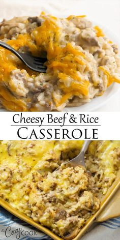 Ground Beef Recipes For Dinner, Easy Dinner Recipes, Dinner Ideas, Easy Dinners, Ground Beef Crockpot Meals, Simple Meals For Dinner, Frugal Meals, Simple Recipes, Freezer Meals