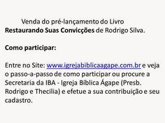 Rodrigo Silva-Restaurando Suas Convicções