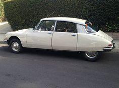 1972 California Citroen D Special 4-door sedan