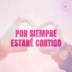 imagen de amor chida con frase de amor corta | amordeimagenes.es