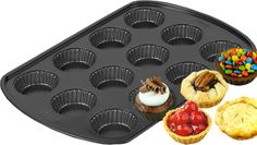 Forma na tartaletky 12 ks Muffin, Cooking, Kitchen, Cupcakes, Muffins, Cuisine