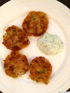 These White Bean Fritters Are A Crispy, Creamy Delight   The Pollan Family Table