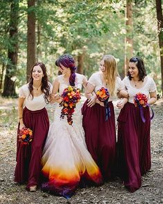 Wonderful 62 Most Charming Bridesmaid Gowns