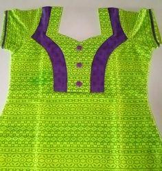 Chudithar Neck Designs, Salwar Neck Designs, Kurta Neck Design, Blouse Back Neck Designs, Neckline Designs, Blouse Designs, Toddler Dress Patterns, Skirt Patterns Sewing, Clothing Patterns
