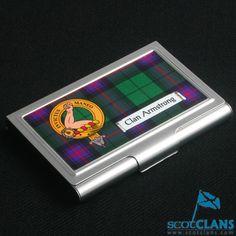Clan Crest Business