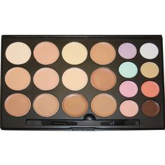 Morphe 20-Color Concealer and Corrector Palette | Overstock.com Shopping - The Best Deals on Face Makeup